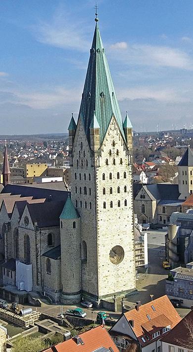 Domführungen - Hoher Dom zu Paderborn